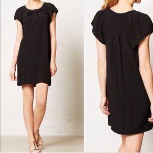 Anthropologie HD in Paris Deora Black Dress Size 0